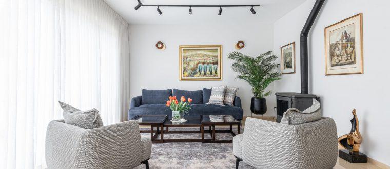 עיצוב דירות – התאמת צבעים לעיצוב